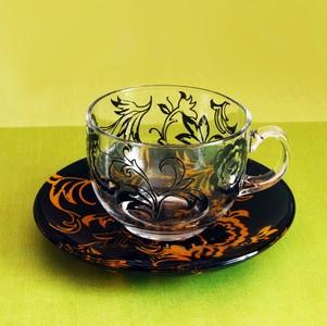 Сервиз для чая серии EUGENIE BLACK