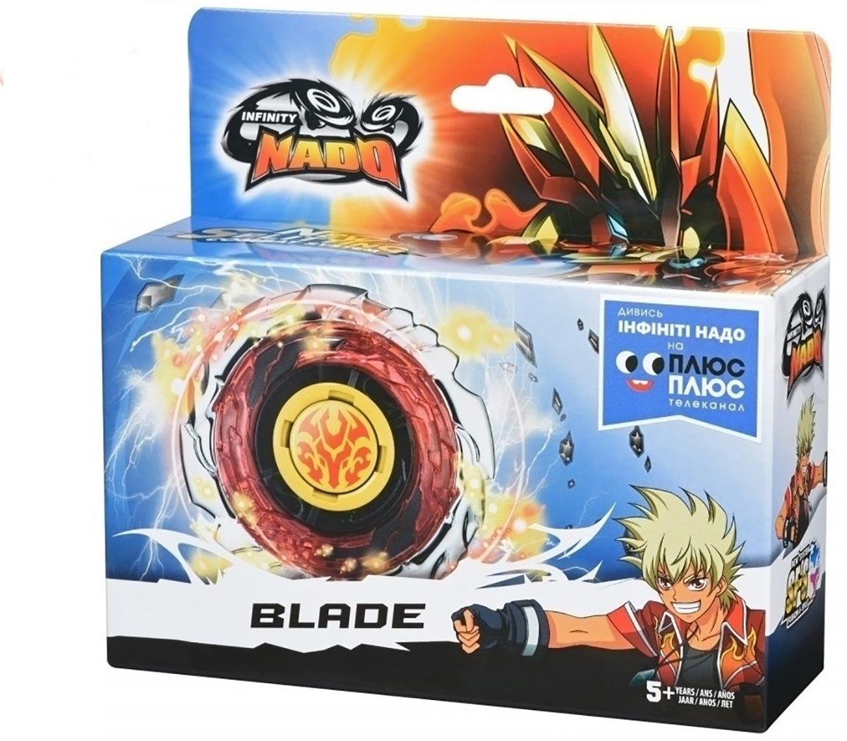 Волчок Auldey Infinity Nado Стандарт Blade Клинок закрытая упаковка YW624312