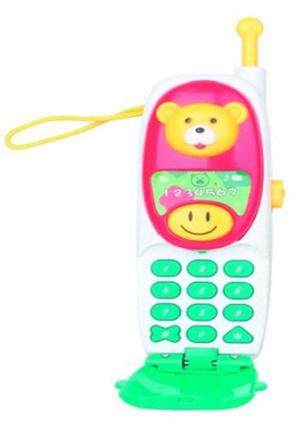 Мобильный телефон с подсветкой
