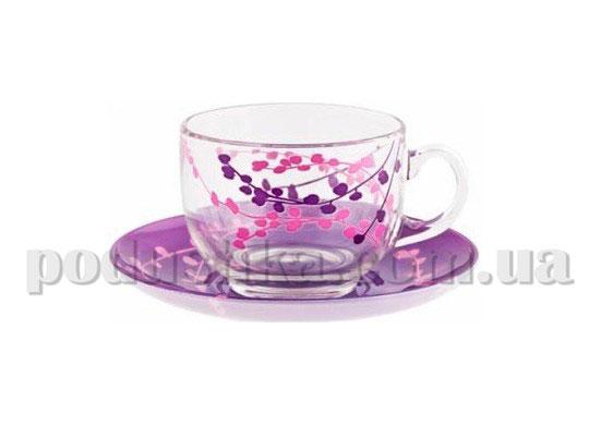 Чайный сервиз Luminarc KASHIMA purple 12 предметов