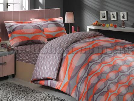 Постельное белье Hobby Caprice оранжевый