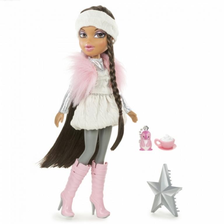 Кукла Bratz серии «Модная зима» Ясмин 515340