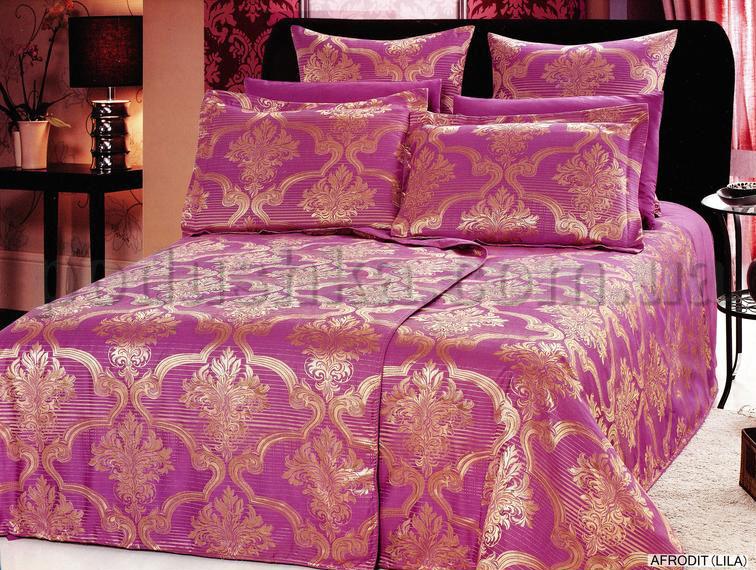Постельное белье Afrodit-lila ARYA