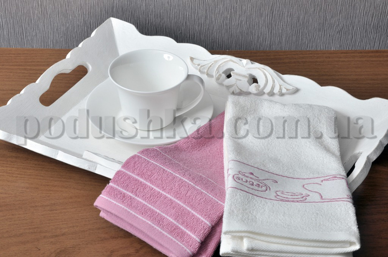 Набор кухонных полотенец PAVIA Sugar