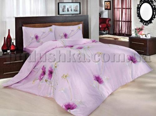 Постельное белье Altinbasak Nazanin lila