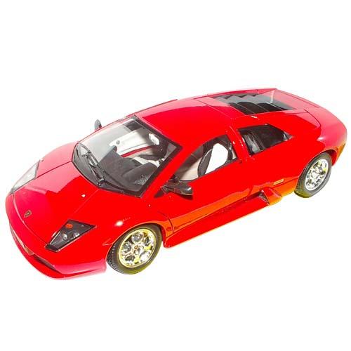 Автомодель - Lamborghini Murcielago (красный, 1:18)