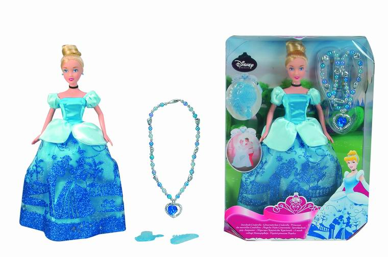 Кукла Золушка в сказочной одежде Princess