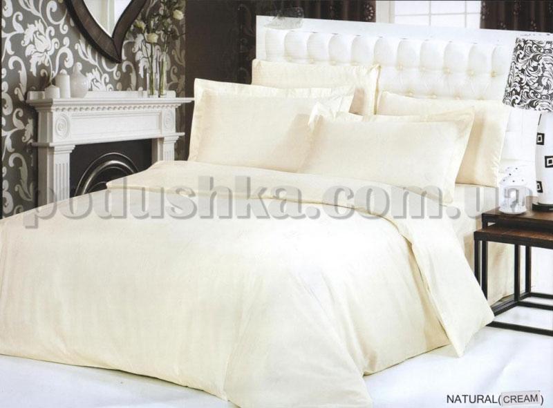 Постельное белье Arya бамбук Natural Cream
