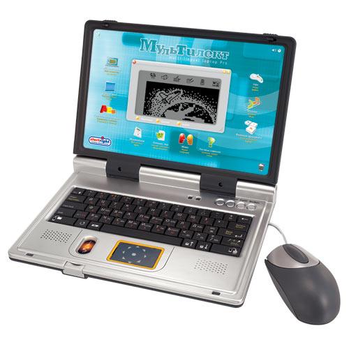 Детский ноутбук - Мультилект