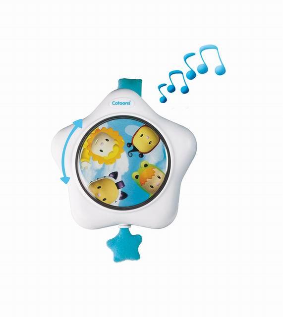 Музыкальная подвеска Cotoons