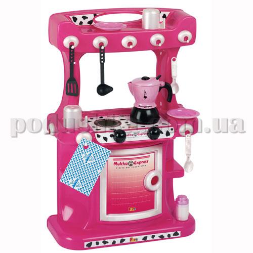 Игровой набор - Кухня- Биалетти Мукка Экспресс (12 аксессуаров, 60 см)