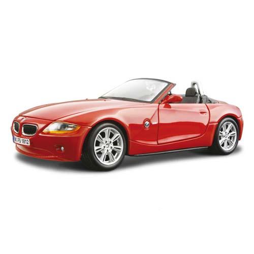 Автомодель - BMW Z4 (красный, 1:18)