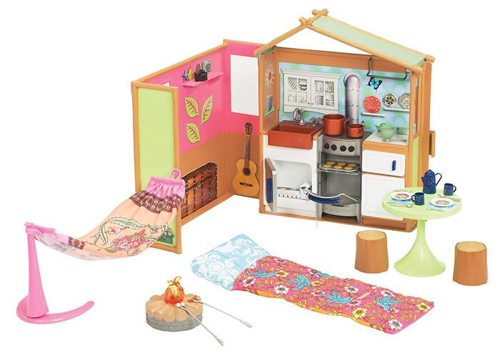Дом для кукол Liv