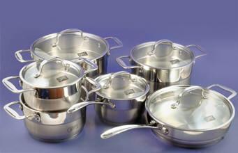 Набор посуды 12 предметов Gala Г1529 Gipfel