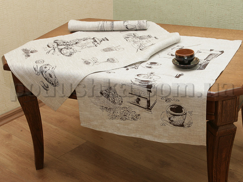 Кухонное полотенце Какао 09с337-ШР