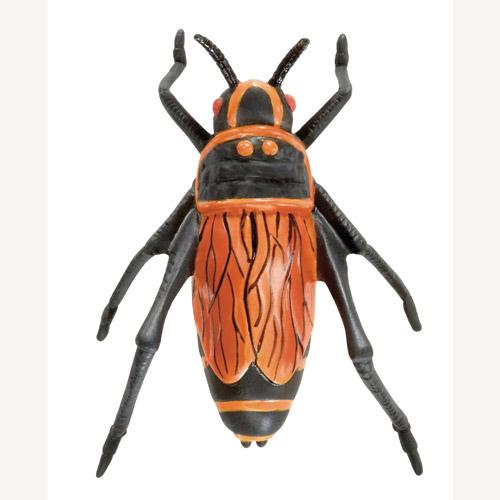 Боевые насекомые Nara - Кузнечик