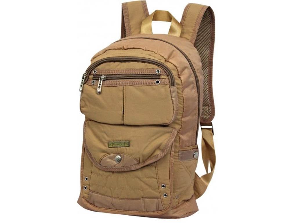 Молодежный рюкзак Derby 0177000 бежевый