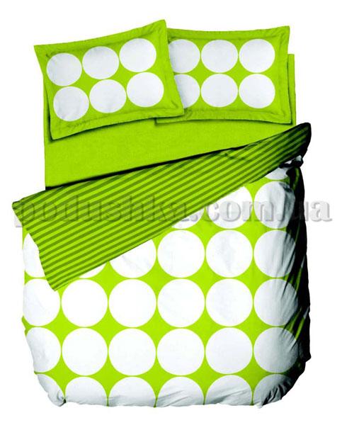 Постельное белье Le Vele Vivien green
