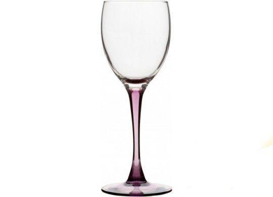 Набор бокалов Luminarc SWEET LILAC 190 мл для белого вина
