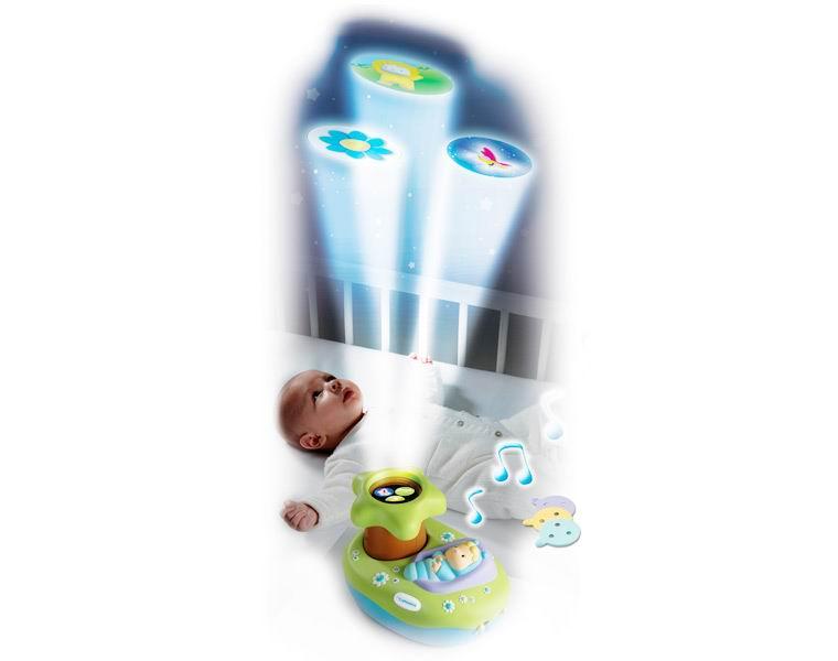 Музыкальный ночник-проектор Cotoons   Smoby
