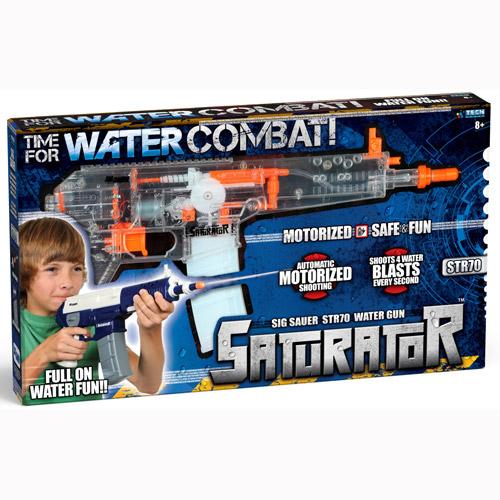 Водный автомат - SIG556 - STR 70 (моторизованный, прозрачный)