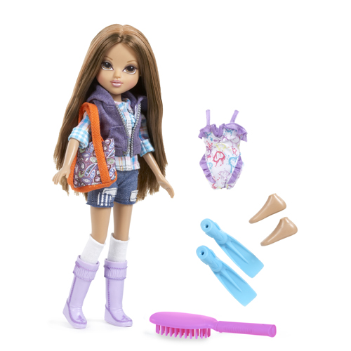 Кукла Moxie серии Каникулы нон-стоп - Софина