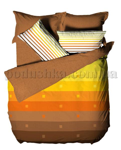 Постельное белье Le Vele Rainbow brown
