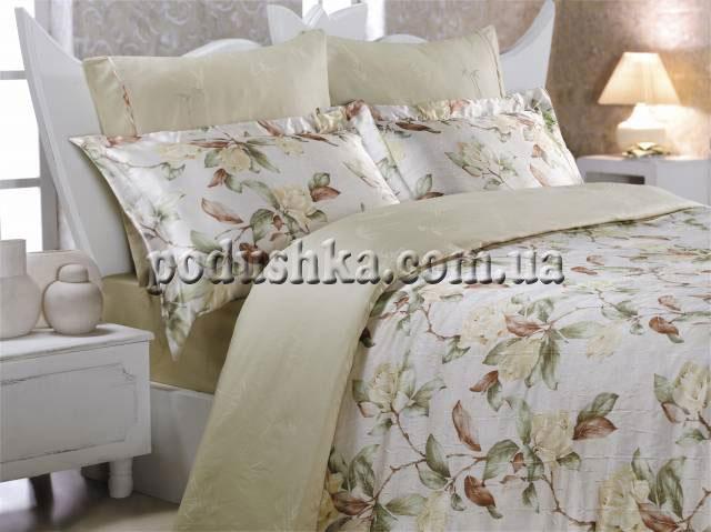Постельное белье Campagne Mariposa шелк-бамбук жаккард