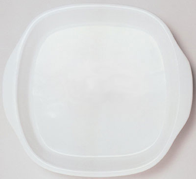 Форма для выпечки квадратная 34х31х6 см Фарфор BergHOFF