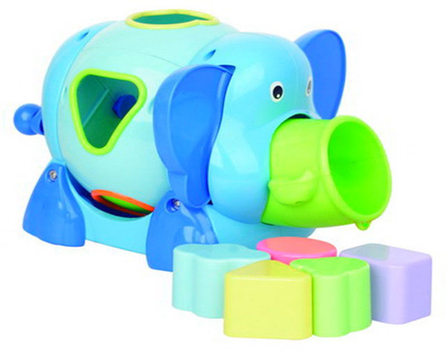 Развивающий слоник