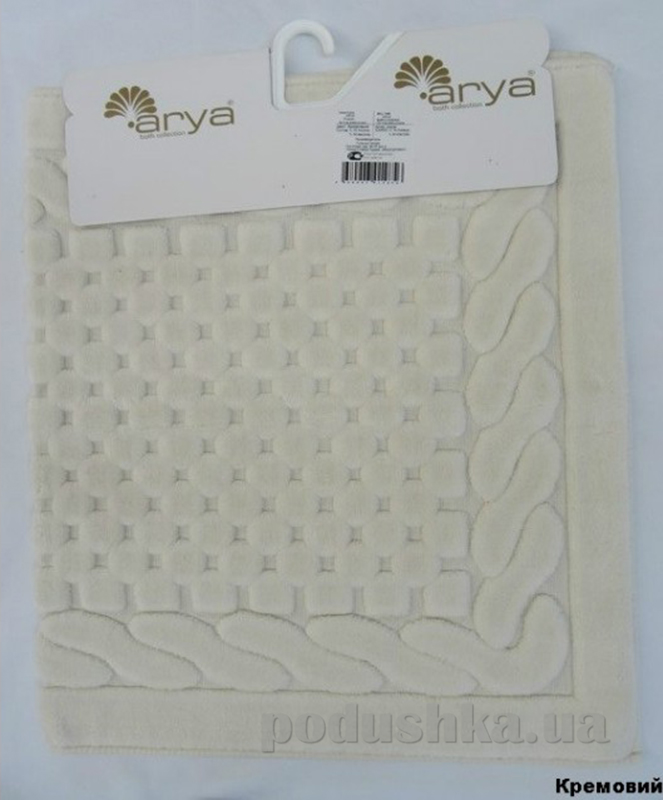 Коврик для ванной Arya TR1001011 Erguvan сухая роза