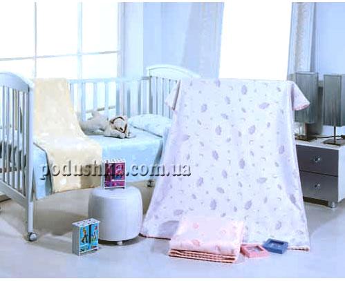 Плед детский BabyComfort-294, MORA