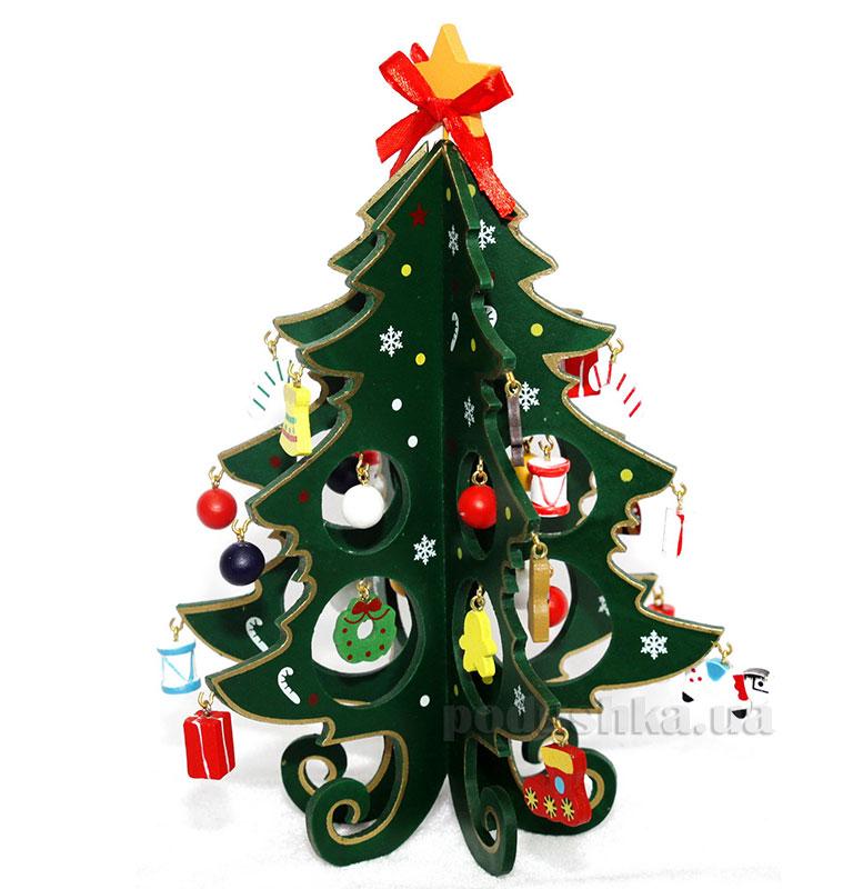Декоративная Елочка из дерева 060542
