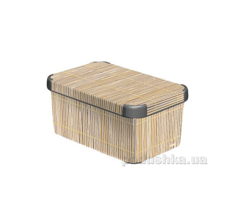 Декоративная коробка Curver Bamboo 04710