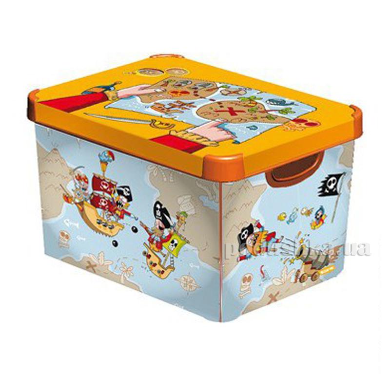 Декоративная коробка Curver Stocholm 04711