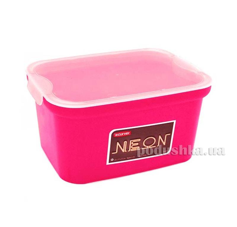 Декоративная коробка мини неон Curver Amsterdam 04728