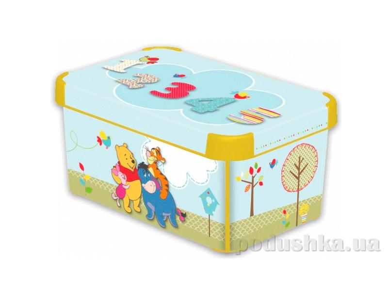 Декоративная коробка Винни-Пух Curver 04710-W