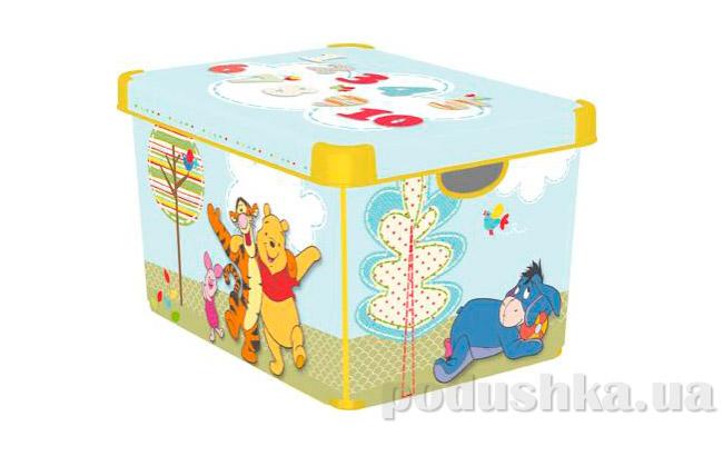 Декоративная коробка Винни-Пух Curver 04711-W