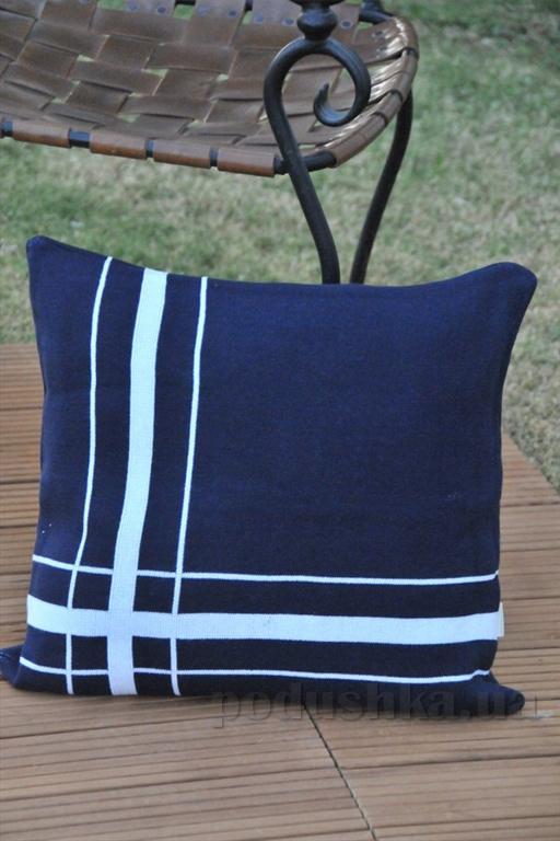 Декоративная подушка Eke home Lodos 40х40 см кремовый EKE HOME