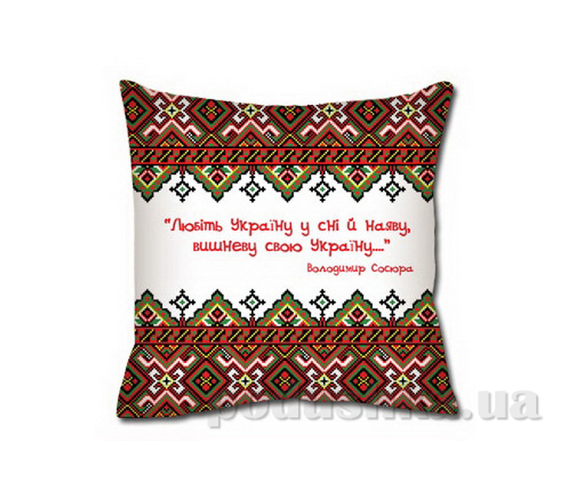 Декоративная подушка Город Подарков 04459 5P UP004
