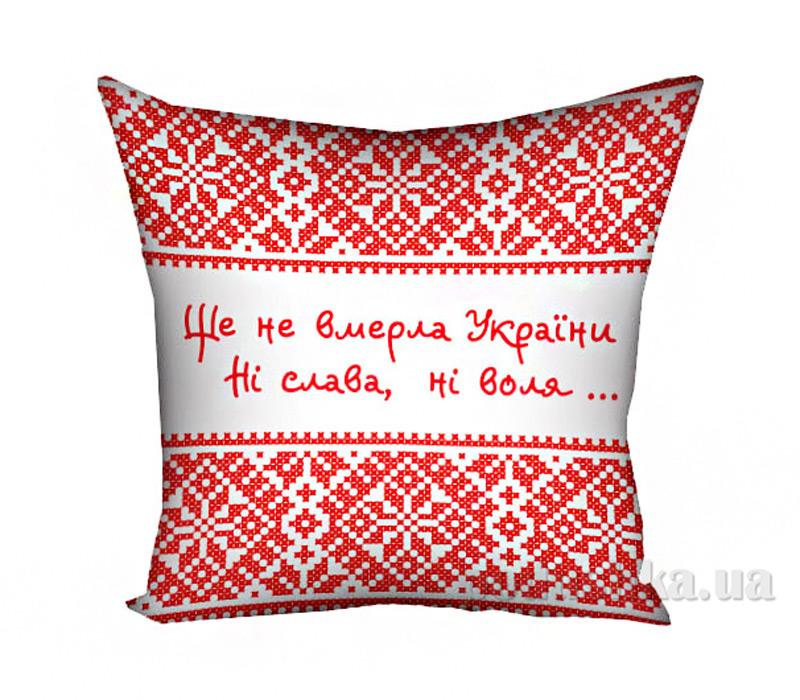 Декоративная подушка Город Подарков 30653 5P UKR052