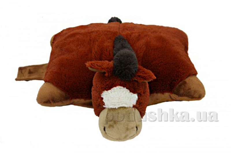 Декоративная подушка Лошадка Pillow Pets
