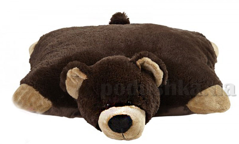 Декоративная подушка Медвежонок Pillow Pets