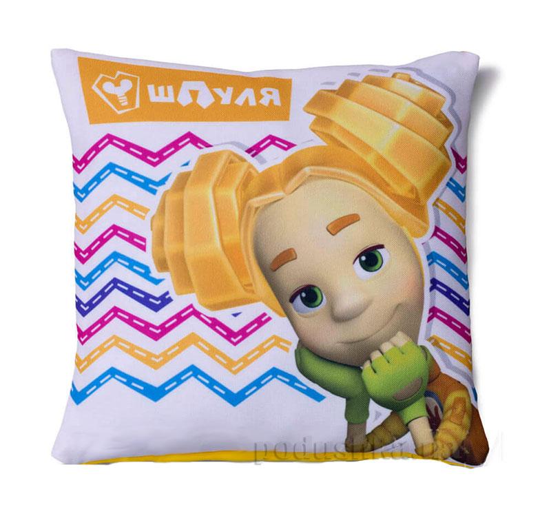 Декоративная подушка Милая Шпуля Zironka