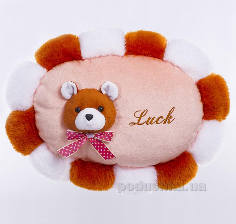 Декоративная подушка мишка Luck Копица 00235-94