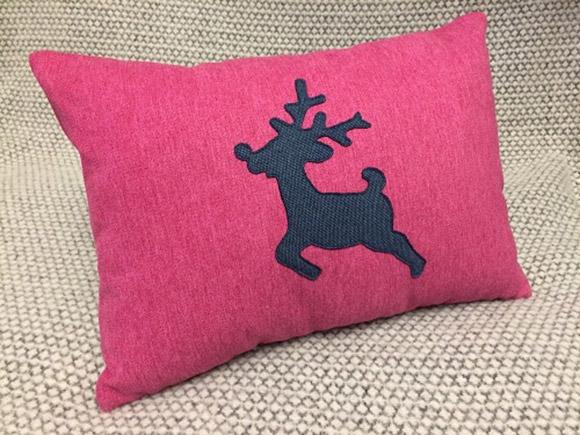 Декоративная подушка Pillow Design Олененок