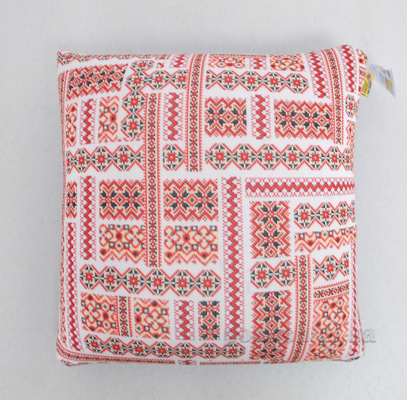 Декоративная подушка Штучки 13аси02укр