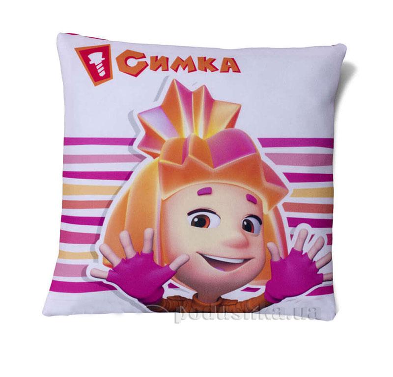 Декоративная подушка Симка Zironka