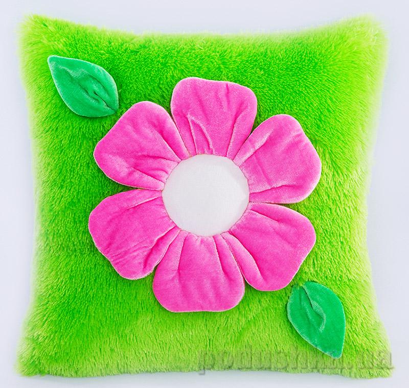 Декоративная подушка Цветок Копица 00295-1