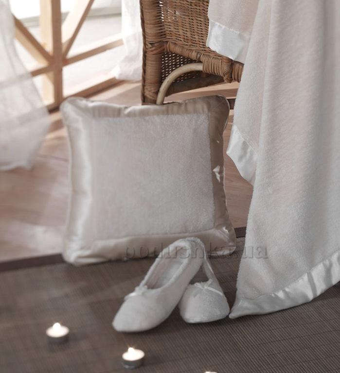Декоративная подушка в рамке Eke home SIS 50х50 см ярко-розовый EKE HOME
